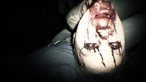 """Dank VR-Brille kommt das Grauen in """"Resident Evil 7"""" so nah wie nie. / Quelle: © Capcom"""