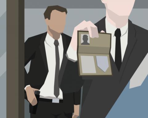 """In abstrakten, symbolgeladenen Bildern erzählt """"This is the Police"""" einen großen Teil der Geschichte auch zwischen den Zeilen. / Quelle: Weappy Studio"""